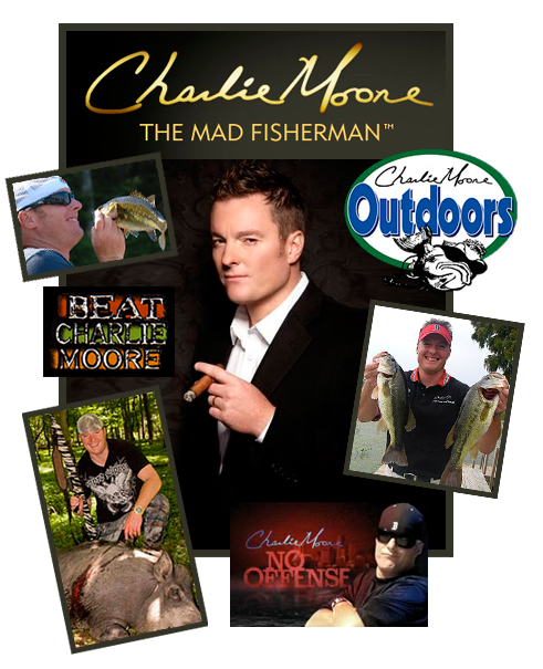 Charlie Moore - The Mad Fisherman